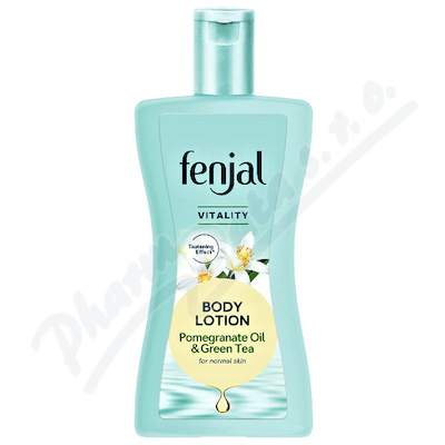 FENJAL Vitality Body Lotion 200ml