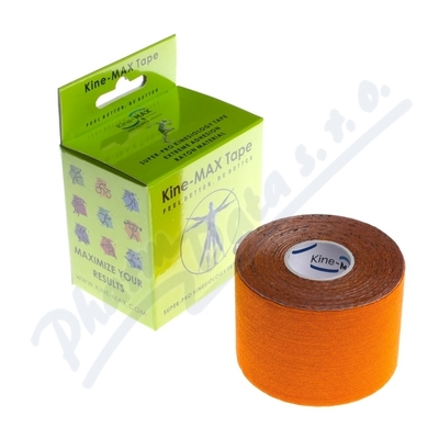 KineMAX SuperPro Ray. kinesiology tape oran.5cmx5m