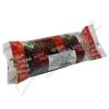 Jablečné trubičky s čokoládovou polevou 24g