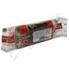 Jablečné trubičky s jogurtovou polevou 24g